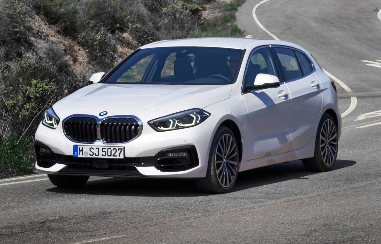 BMW i1: en 2021 habrá un eléctrico con la base del Serie 1