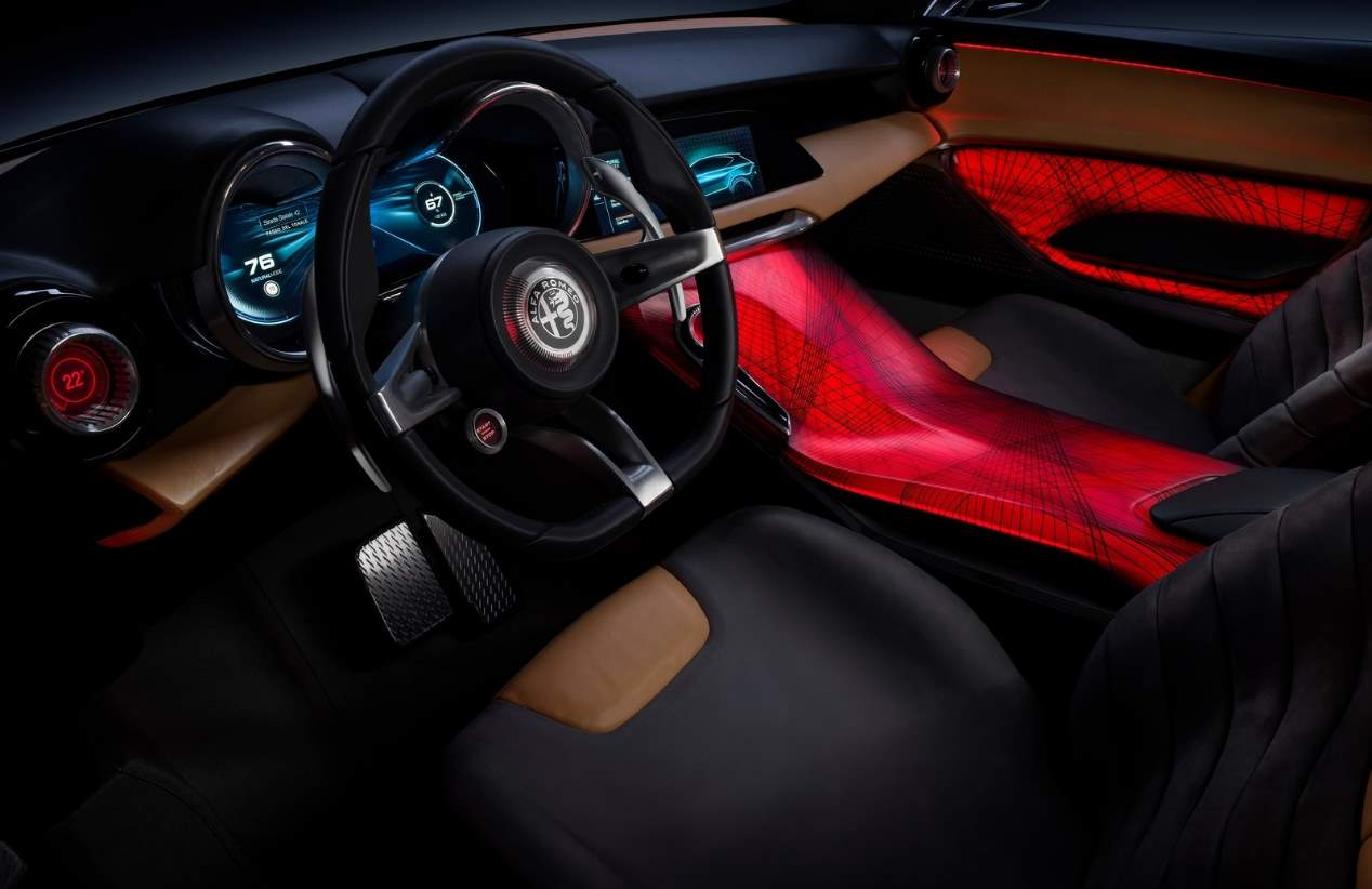 Alfa Romeo Tonale: el nuevo SUV deportivo toma forma