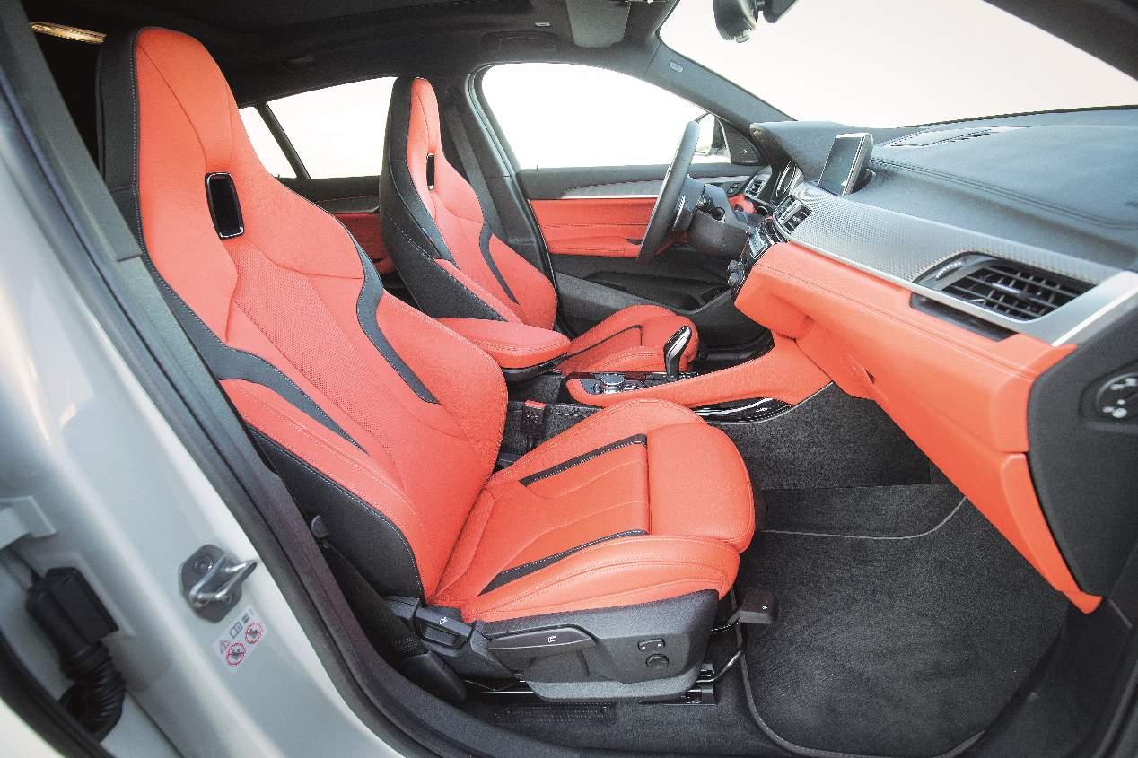 A prueba el BMW X2 M35i con 306 CV