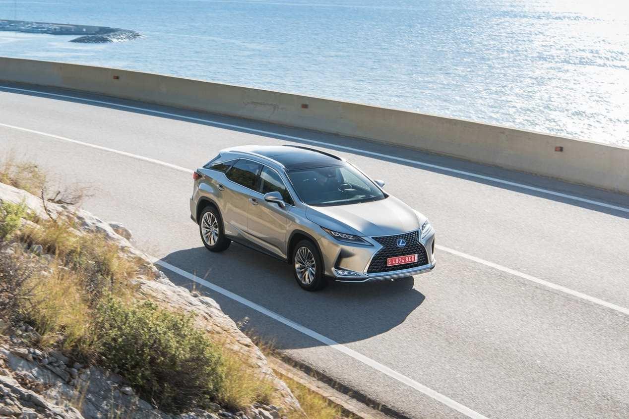 Lexus RX y RX L 2020: el gran SUV híbrido de lujo, se renueva