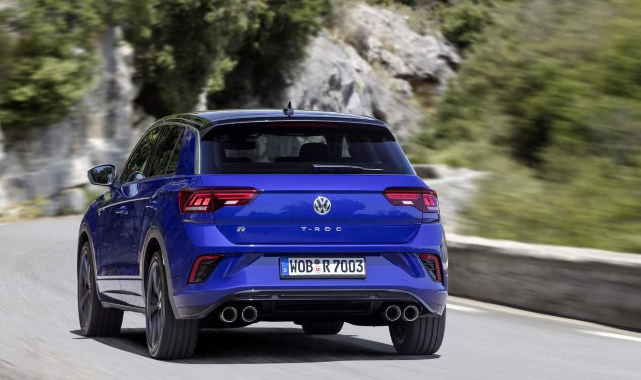 VW T-Roc 2020: ya a la venta el nuevo SUV deportivo