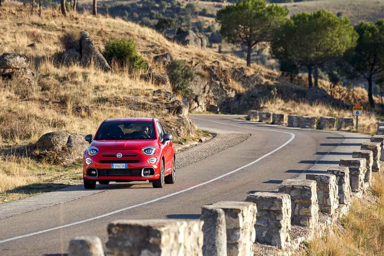 Nuevo Fiat 500X Sport: probamos la versión tope de gama del SUV