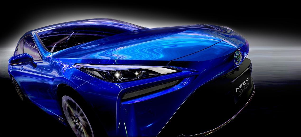 Toyota Mirai Concept, anticipando la segunda generación
