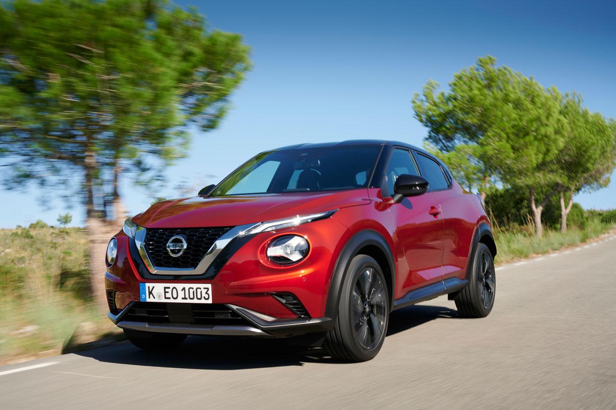 Nuevo Nissan Juke, las mejores fotos de nuestra primera prueba