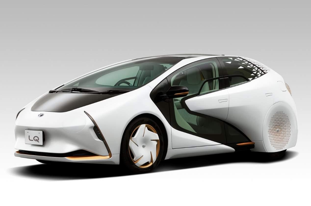 El Toyota LQ Concept, en fotos