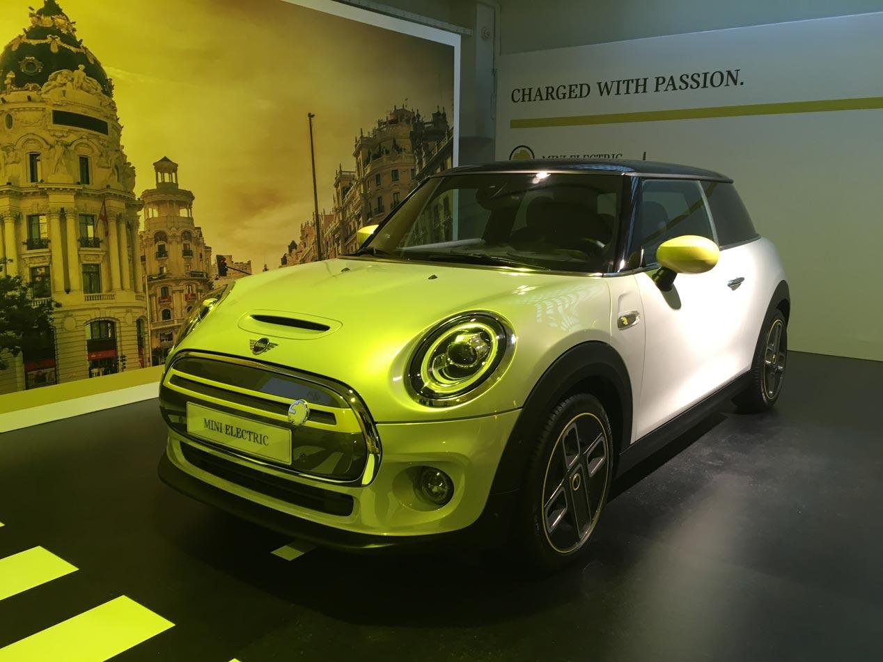 Mini Electric: desde 33.950 euros en el mercado español