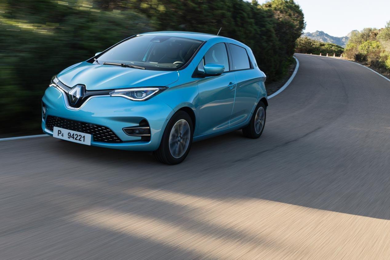 Renault lanzará nuevos coches eléctricos hasta 2022