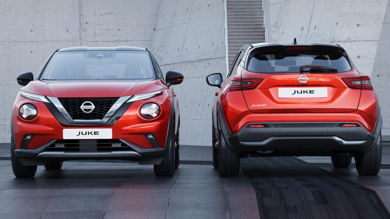 Nissan Juke, Peugeot 2008 y Renault Captur: tres SUV que darán que hablar en 2020