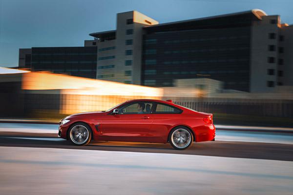 BMW Serie 4 de segunda mano, sus mejores fotos