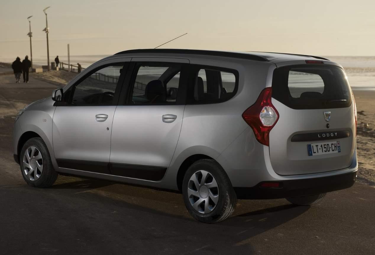 El Dacia Lodgy 2019 se pone al día