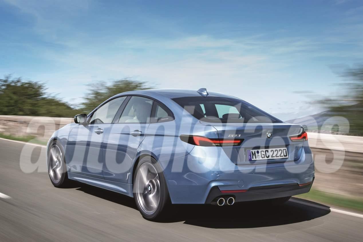 BMW Serie 2 Gran Coupé 2020: primeras imágenes y teasers