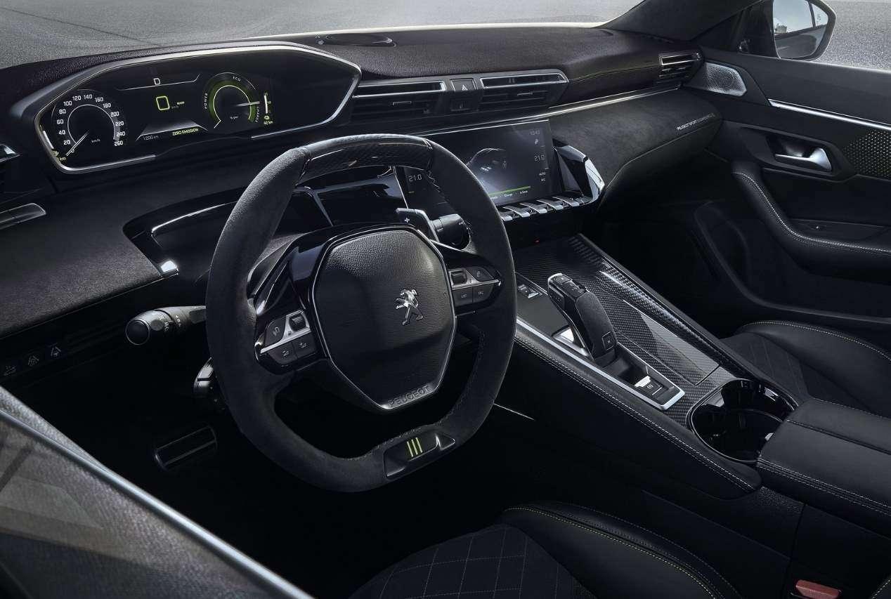 Peugeot 508 Sport Engineered: la berlina deportiva, confirmada