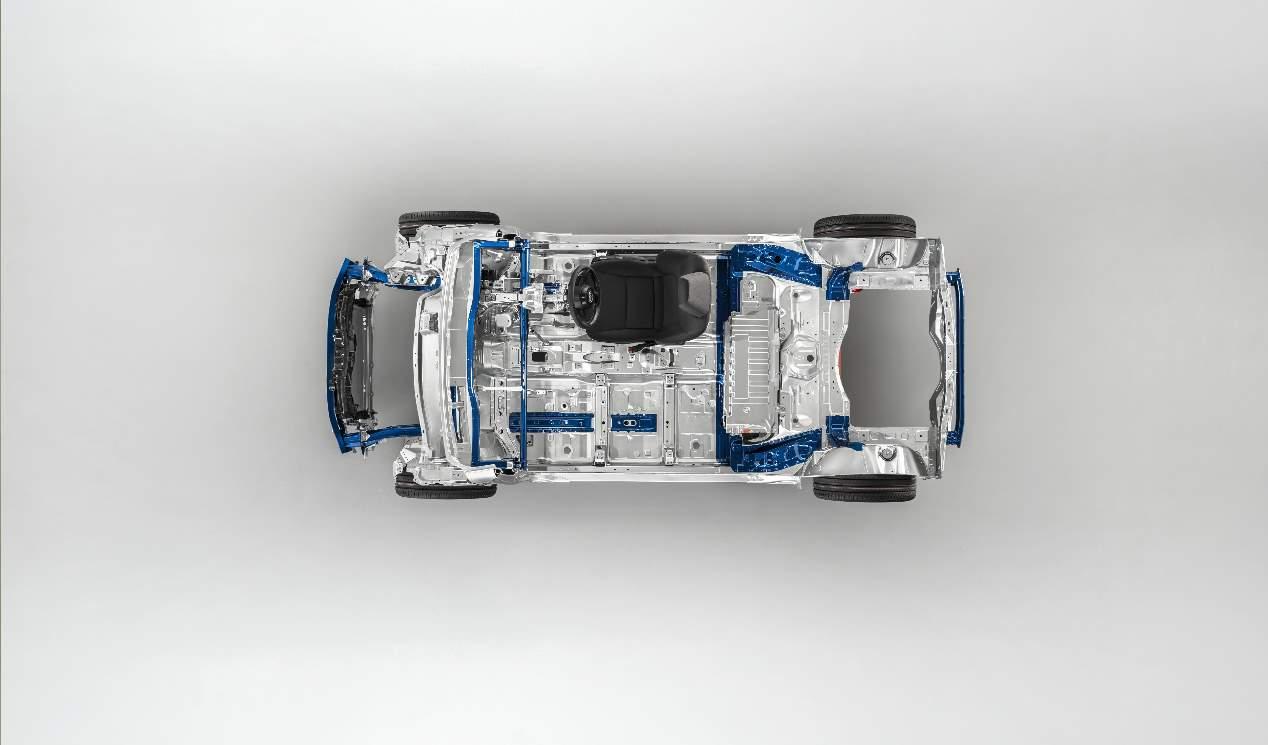 Toyota Yaris 2020: todas las fotos del nuevo utilitario