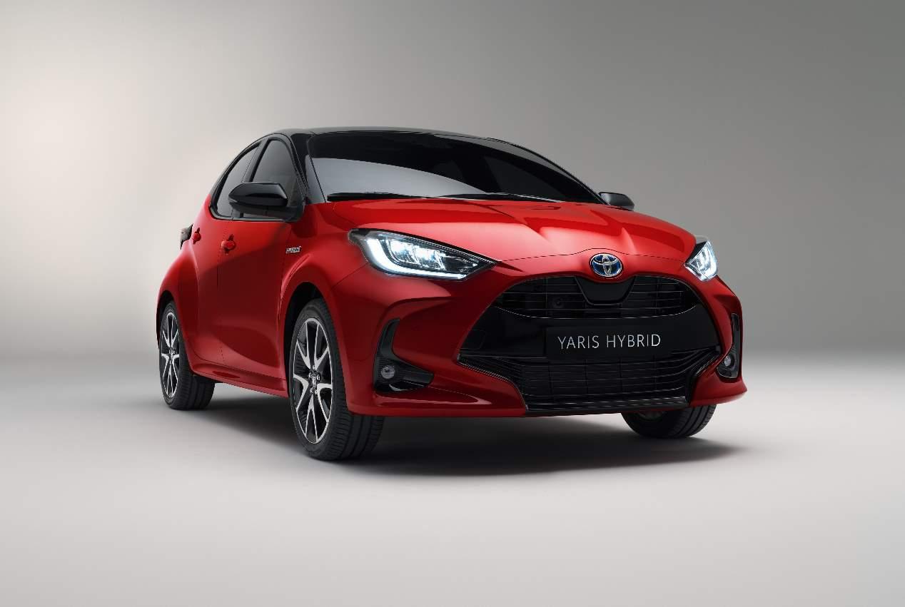 Toyota Yaris (2020) 5
