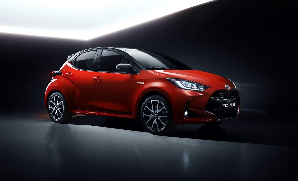 Toyota Yaris (2020) 10