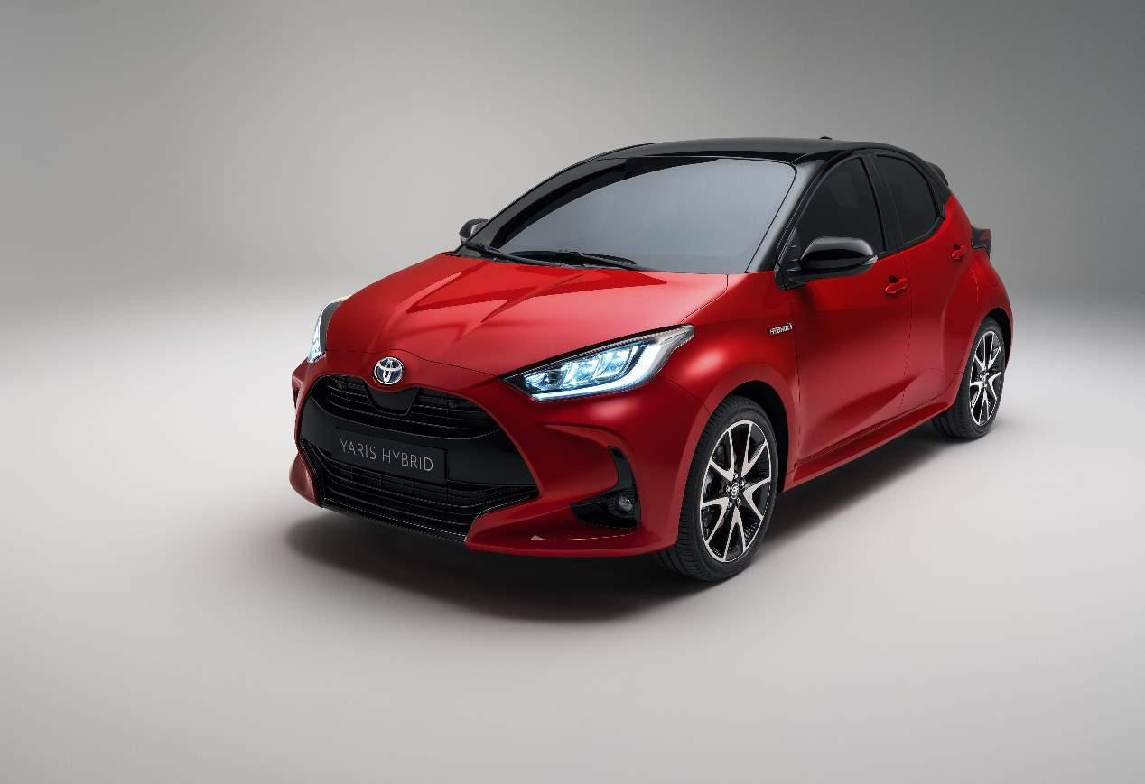 Toyota Yaris (2020) 7