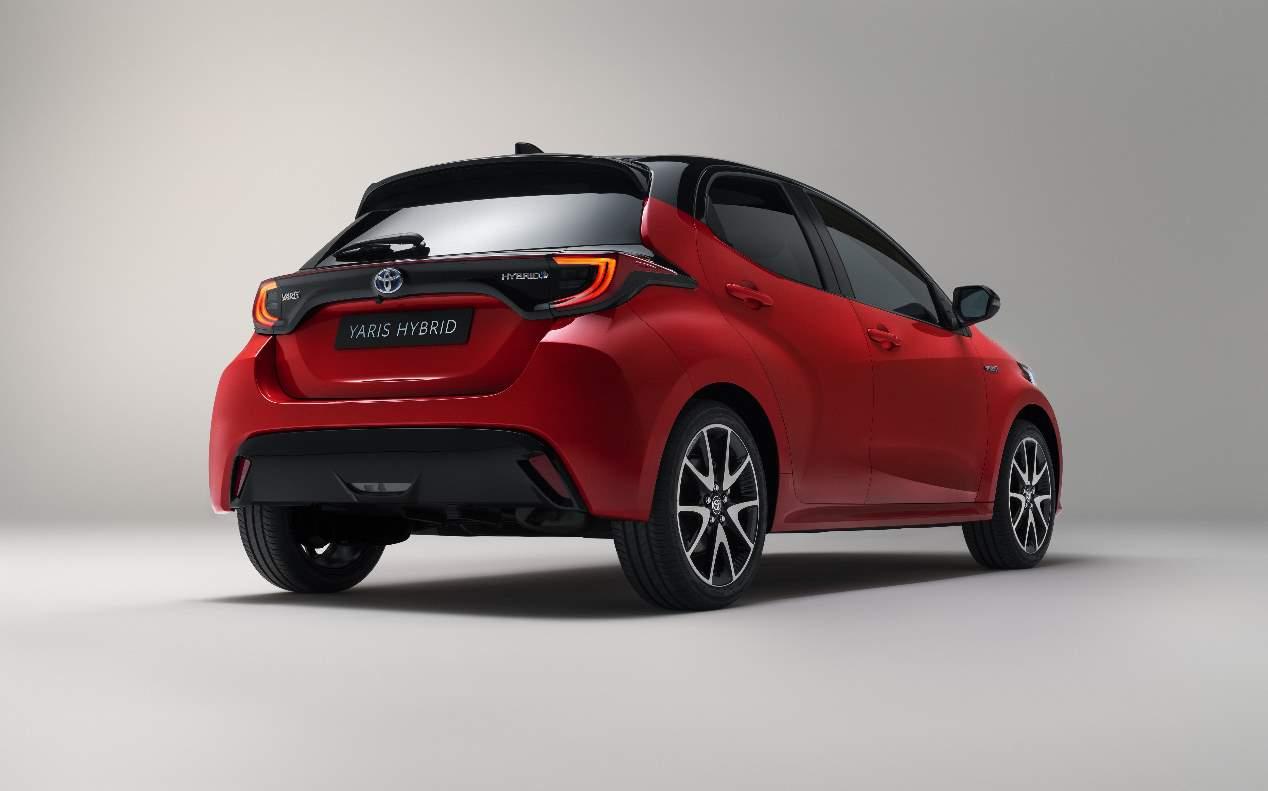 Toyota Yaris (2020) 6