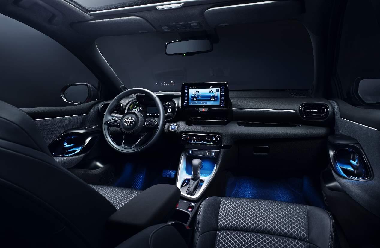 Toyota Yaris (2020) 14