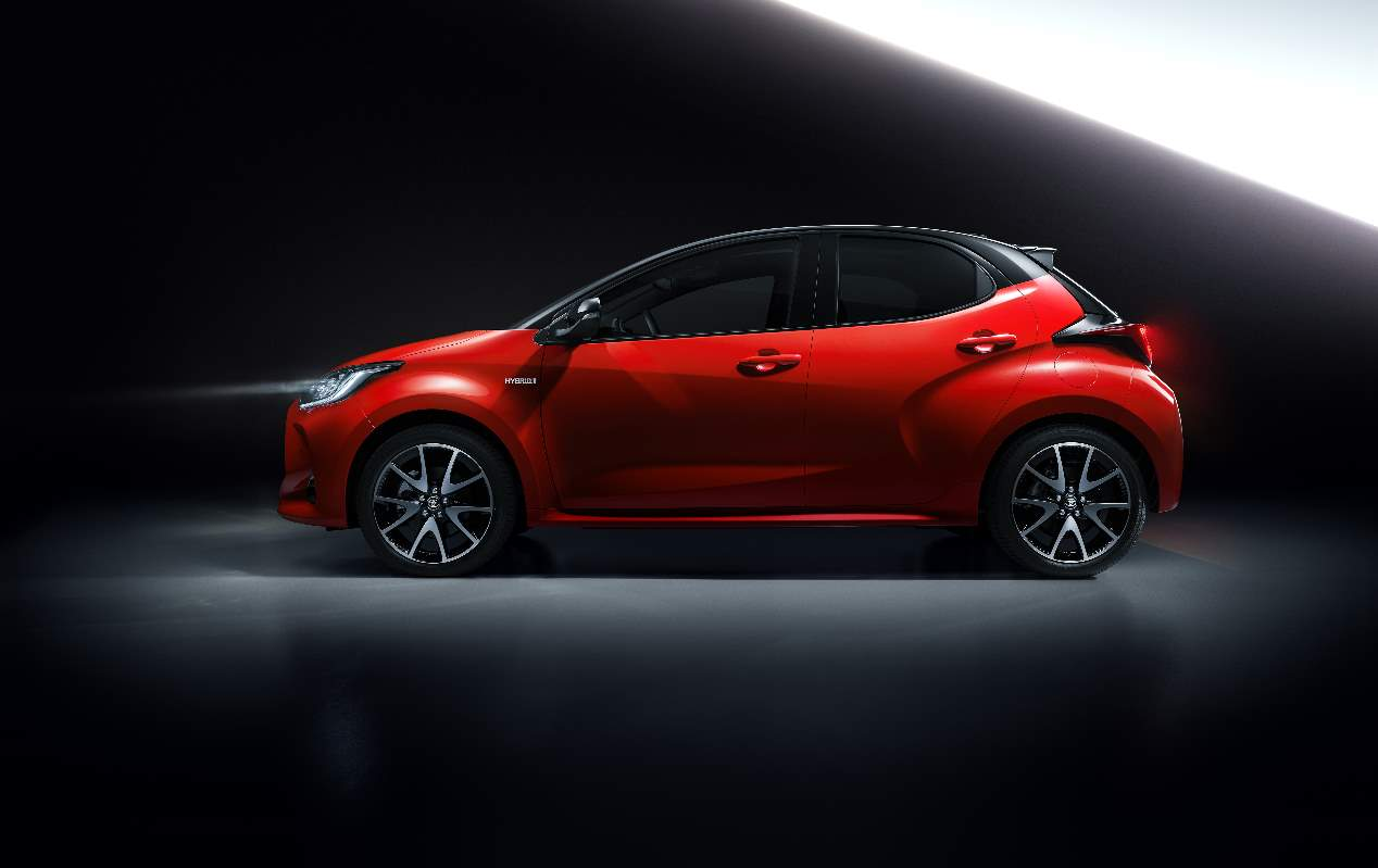 Toyota Yaris (2020) 12