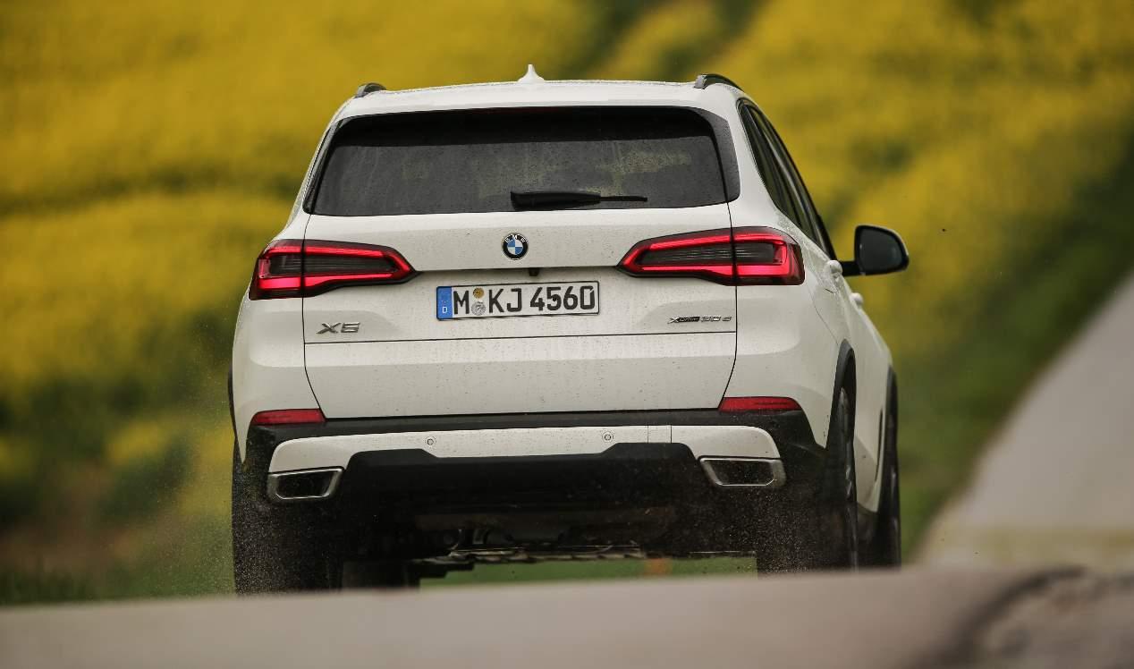 Comparativa SUV: BMW X5 vs Mercedes GLE