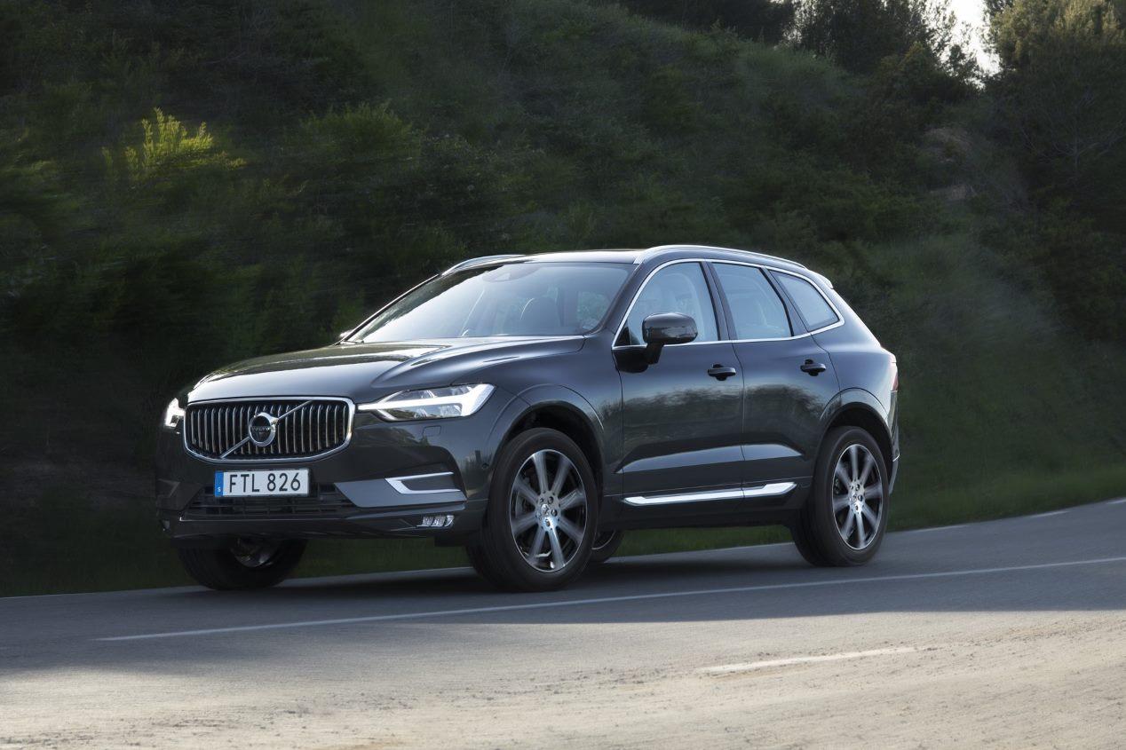 Volvo XC60 y XC90 B: así son los nuevos SUV mild Hybrid