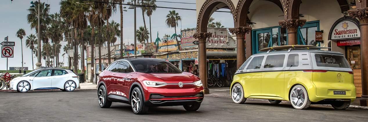 Hasta 70 vehículos eléctricos tendrá el Grupo VW en el año 2025