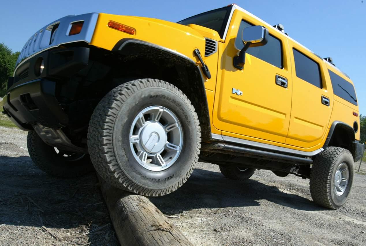 Hummer podría renacer con modelos SUV y pick-up eléctricos