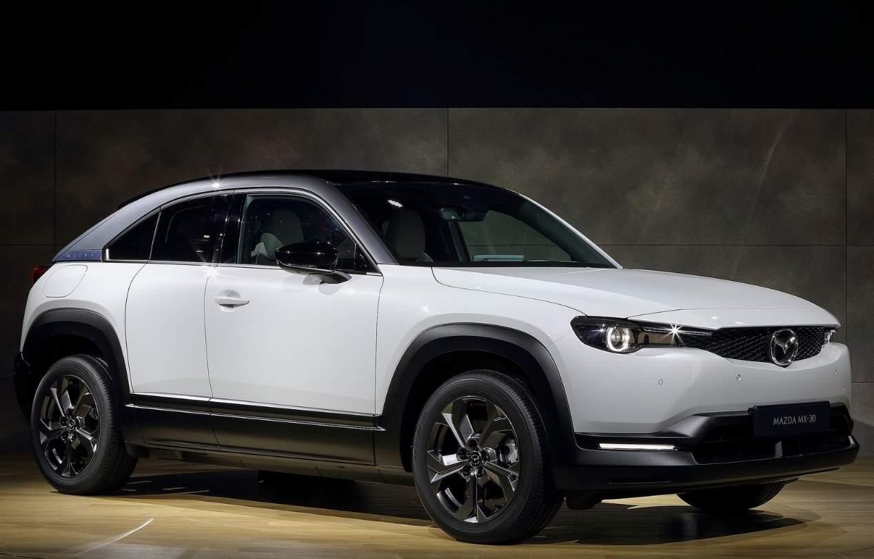 Mazda MX-30: las mejores fotos oficiales del nuevo SUV eléctrico