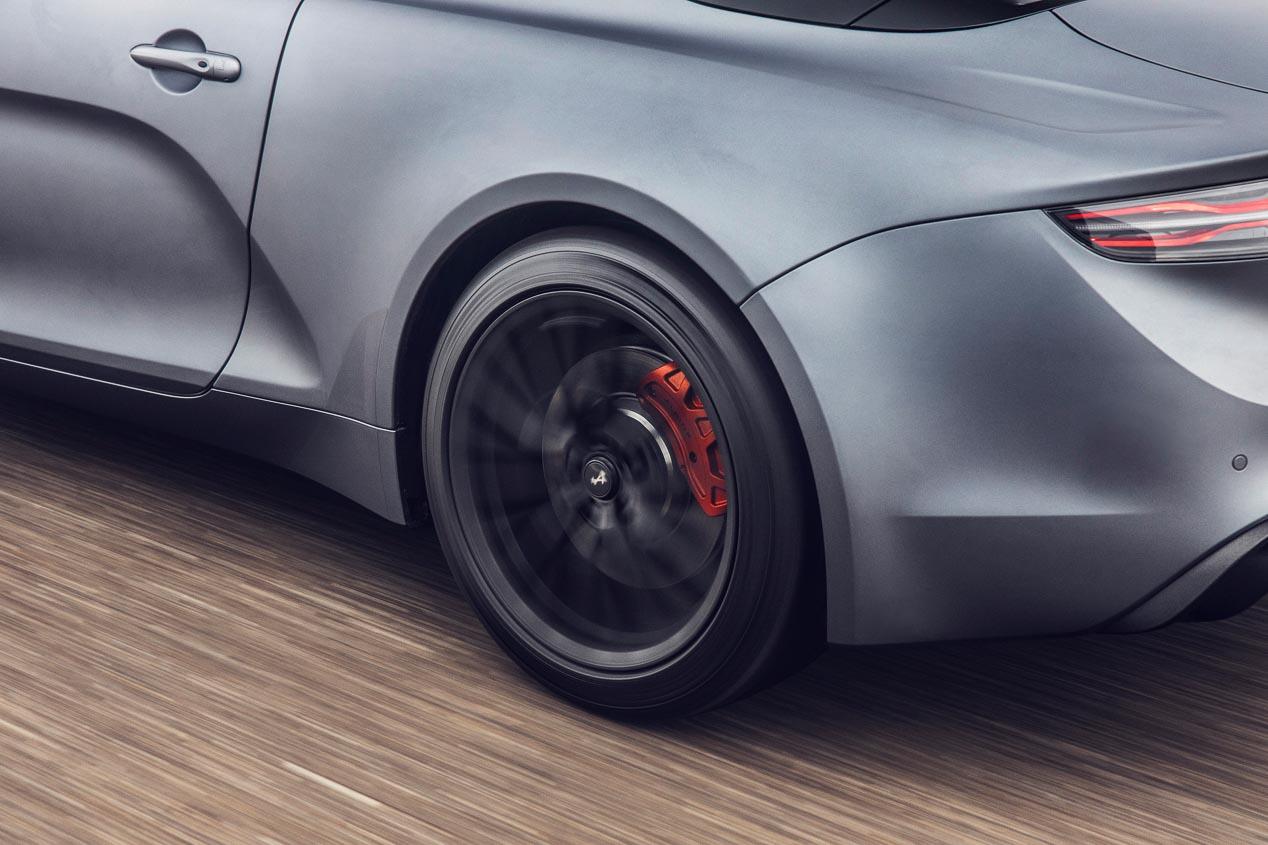 Alpine A110S, más potente y deportivo