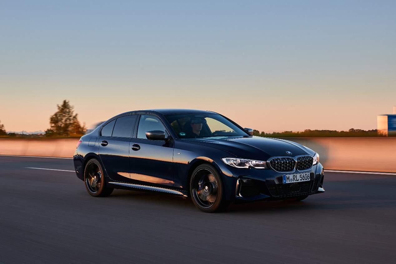 """BMW M340i xDrive: las mejores fotos del """"aperitivo"""" del M3"""