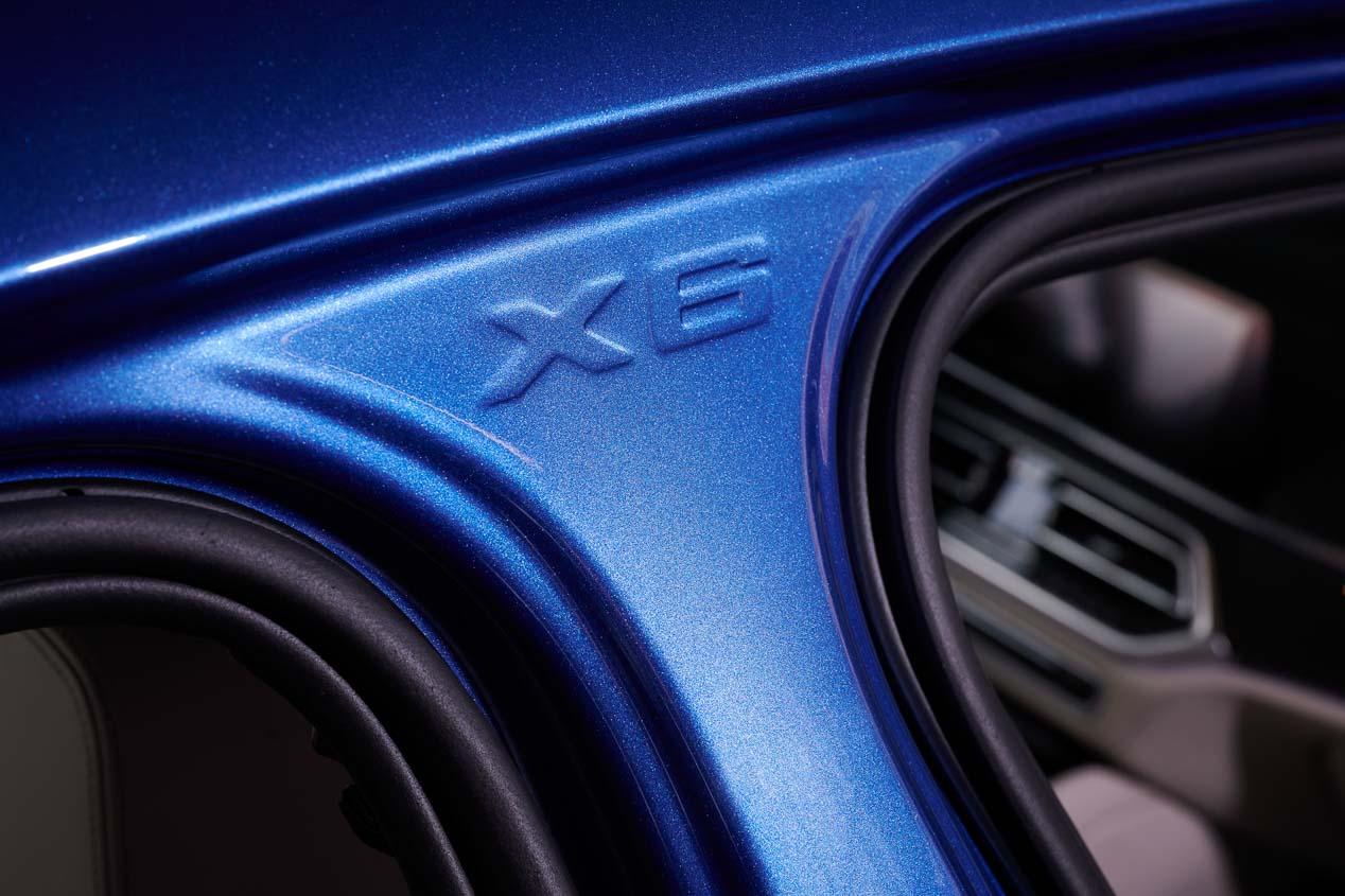 BMW X6: conducimos el nuevo BMW X6, más grande, poderoso, eficaz y conectado que nunca