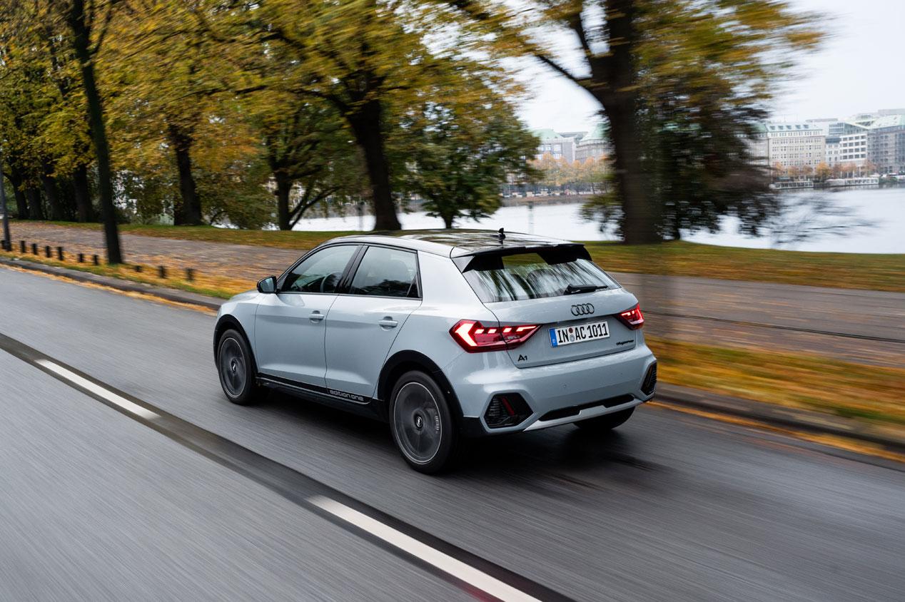 Audi A1 Citycarver, nos subimos a la nueva carrocería SUV del utilitario