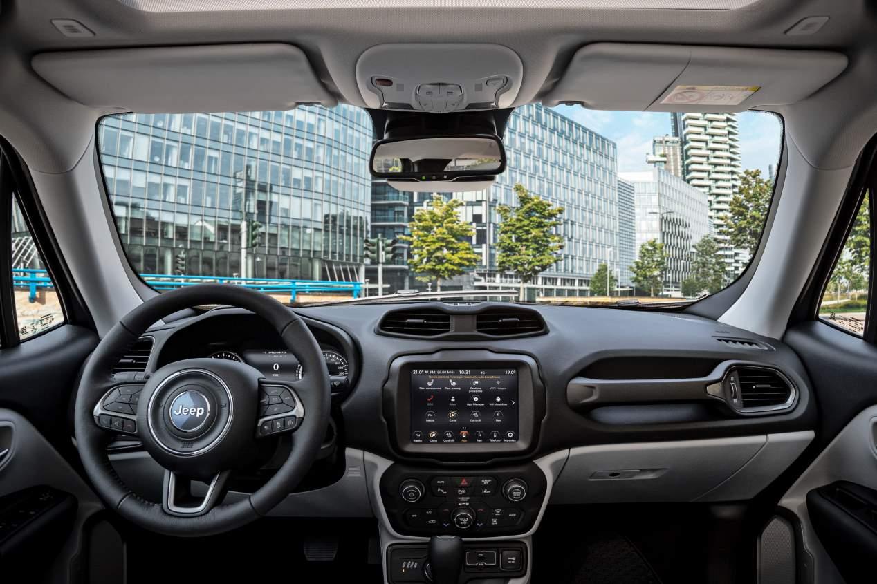 Jeep Renegade 2020, las mejores fotos del renovado SUV
