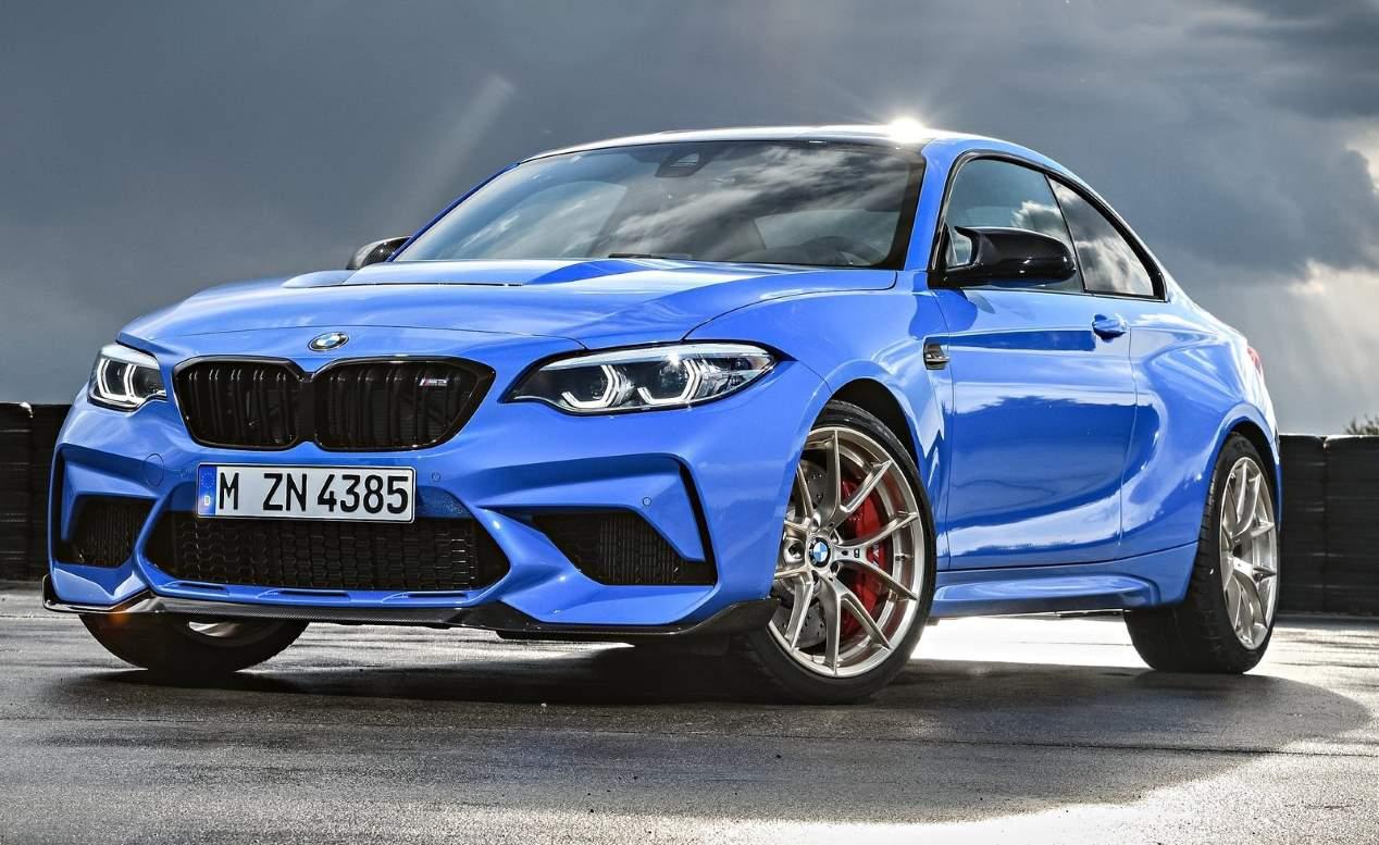 BMW M2 CS 2020: las mejores fotos del nuevo deportivo