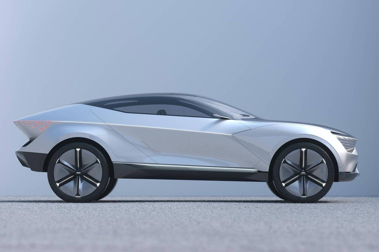 Kia Futuron Concept, ¡como un OVNI!