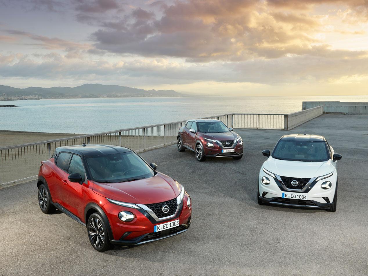 Las mejores fotos del nuevo Nissan Juke