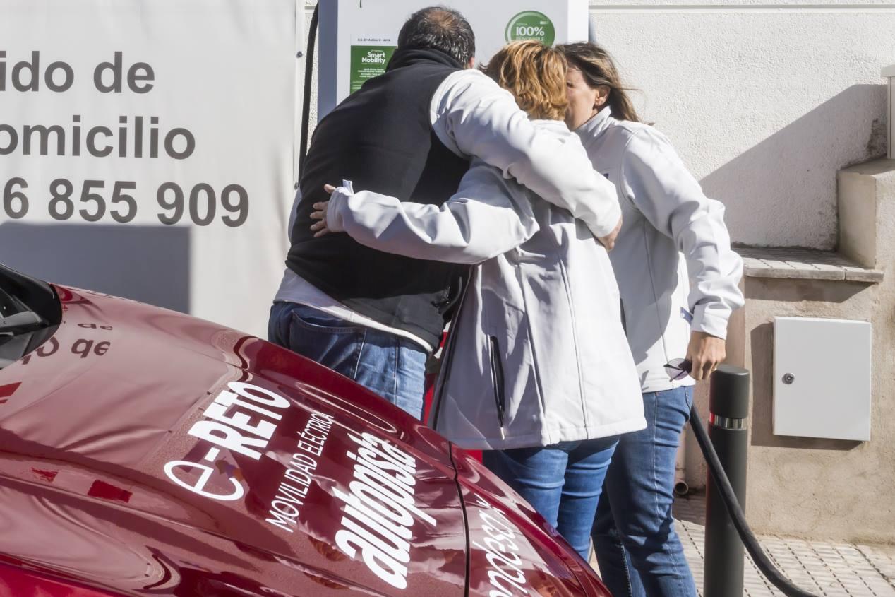 #eReto Etapa 2: de Ciudad Real a Sevilla