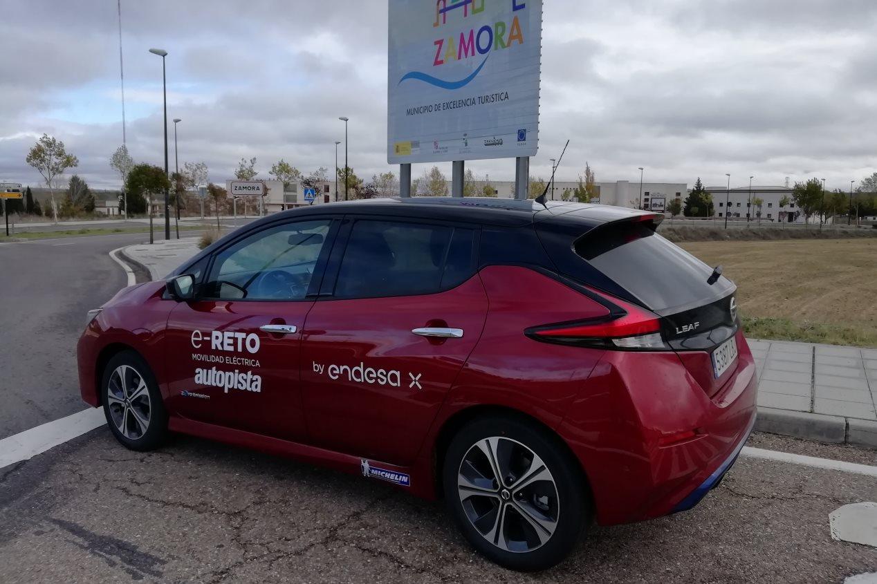 #eReto Etapa 4: del centro a León, recorriendo toda Galicia