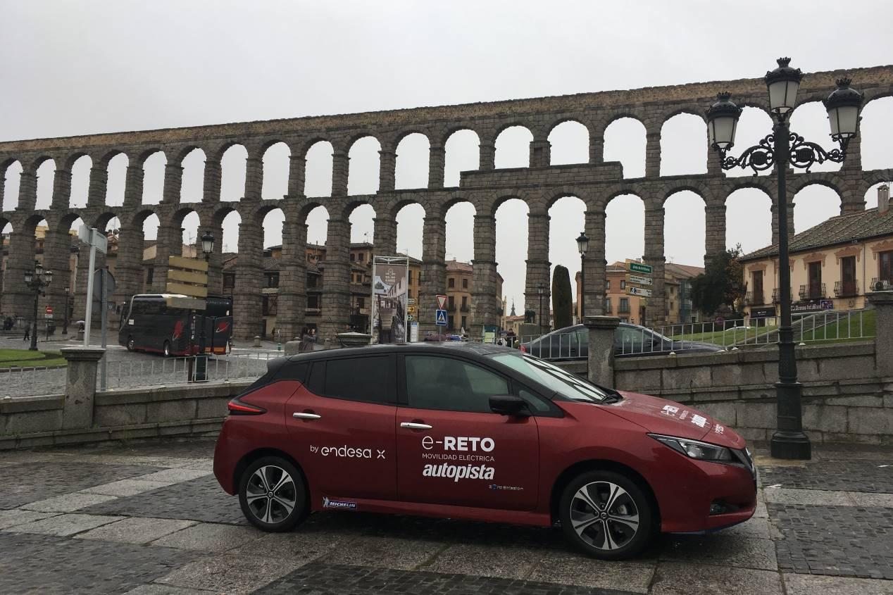 #eReto Etapa 5: de León a Segovia, tras recorrer toda la cornisa cantábrica