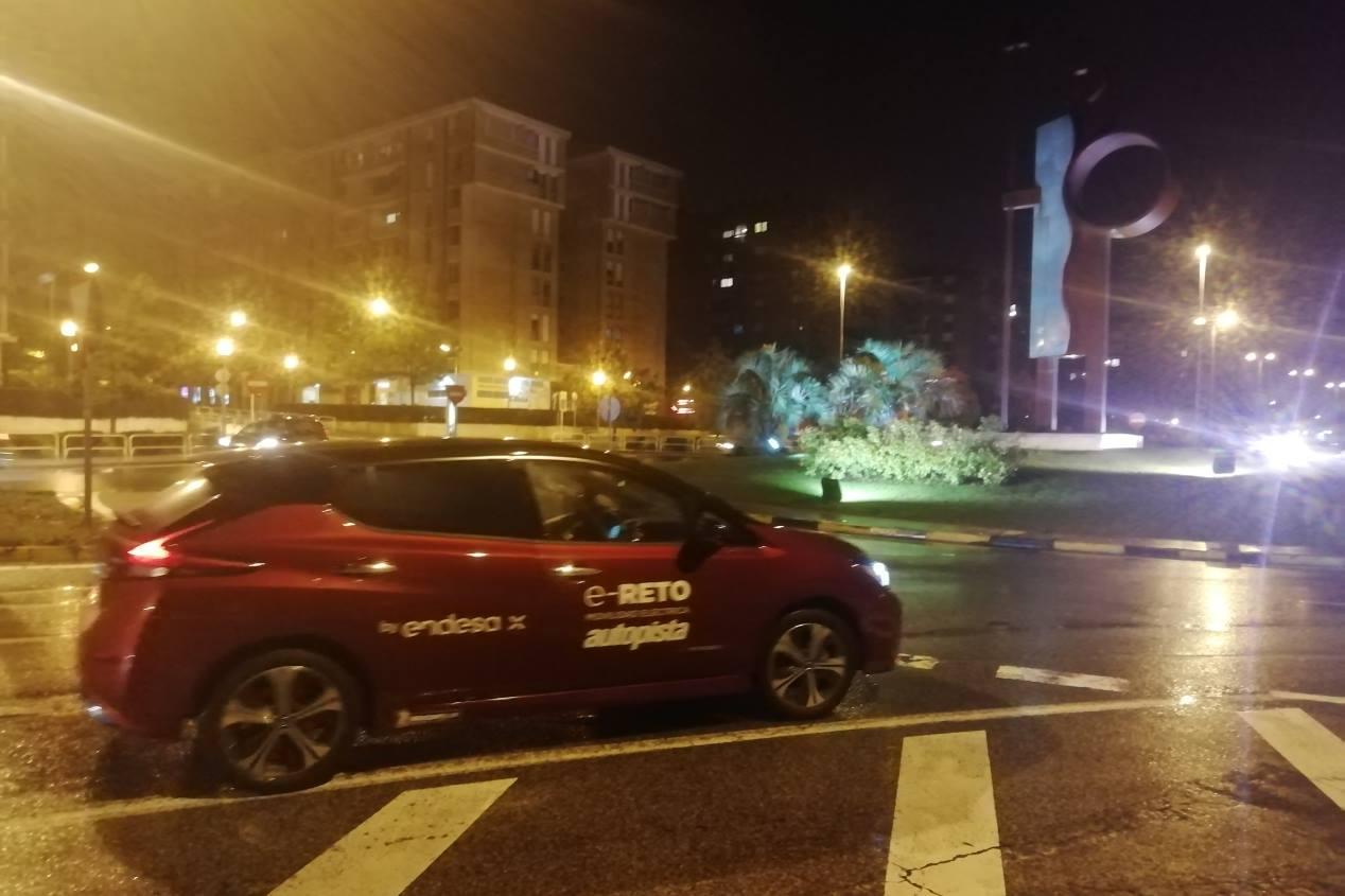 #eReto Etapa 6: de Segovia a Zaragoza, en una contrarreloj