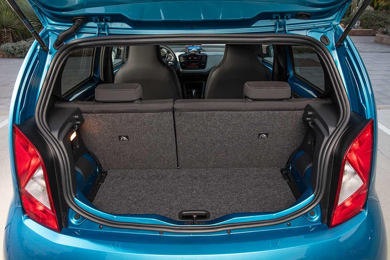 Seat Mii electric, así es el primer eléctrico de Seat