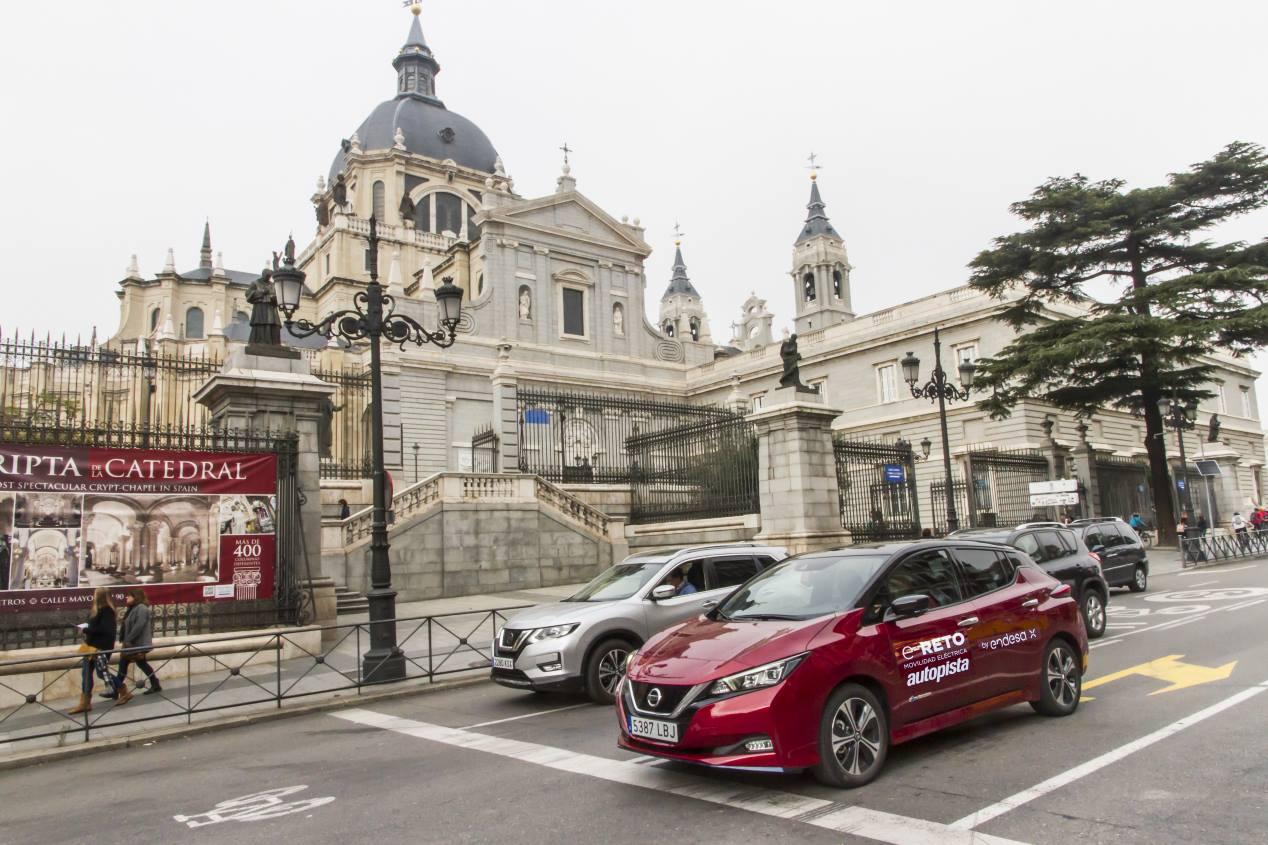 #eReto Etapa 8: de Castellón a Madrid, por la España vaciada