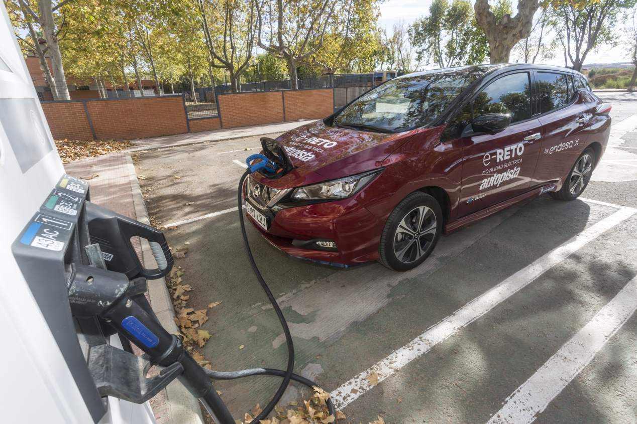 El e-Reto de Autopista y Endesa concluye en Madrid tras casi 7.000 km en coche eléctrico