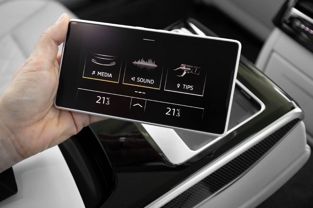 Audi S8 2020, las mejores fotos de la gran berlina deportiva
