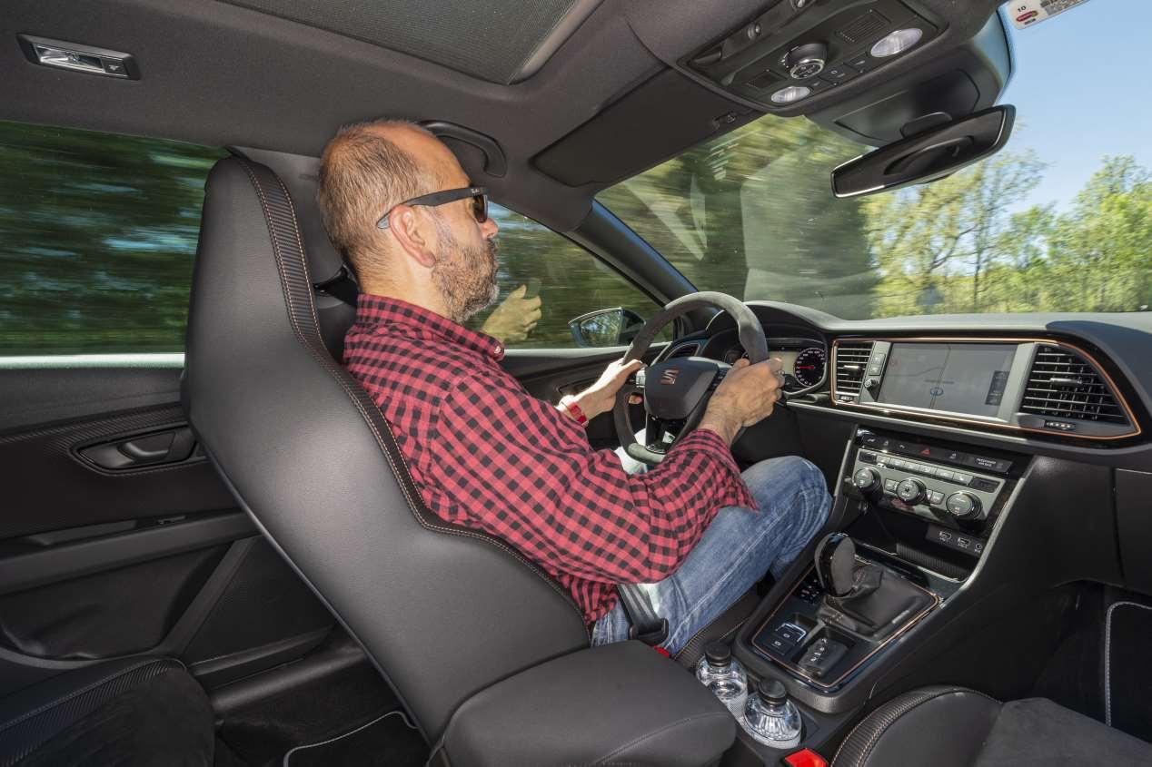Seat León ST Cupra R: el deportivo familiar, a prueba