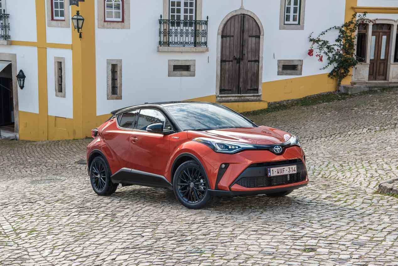 Toyota C-HR 202: el SUV híbrido se renueva y lo probamos