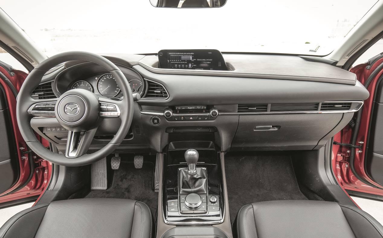 Mazda CX-30 2.0 Skyactiv-G 122 CV: a prueba el nuevo SUV
