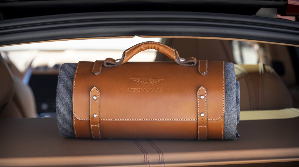 El Aston Martin DBX se hace realidad: el nuevo SUV, en imágenes