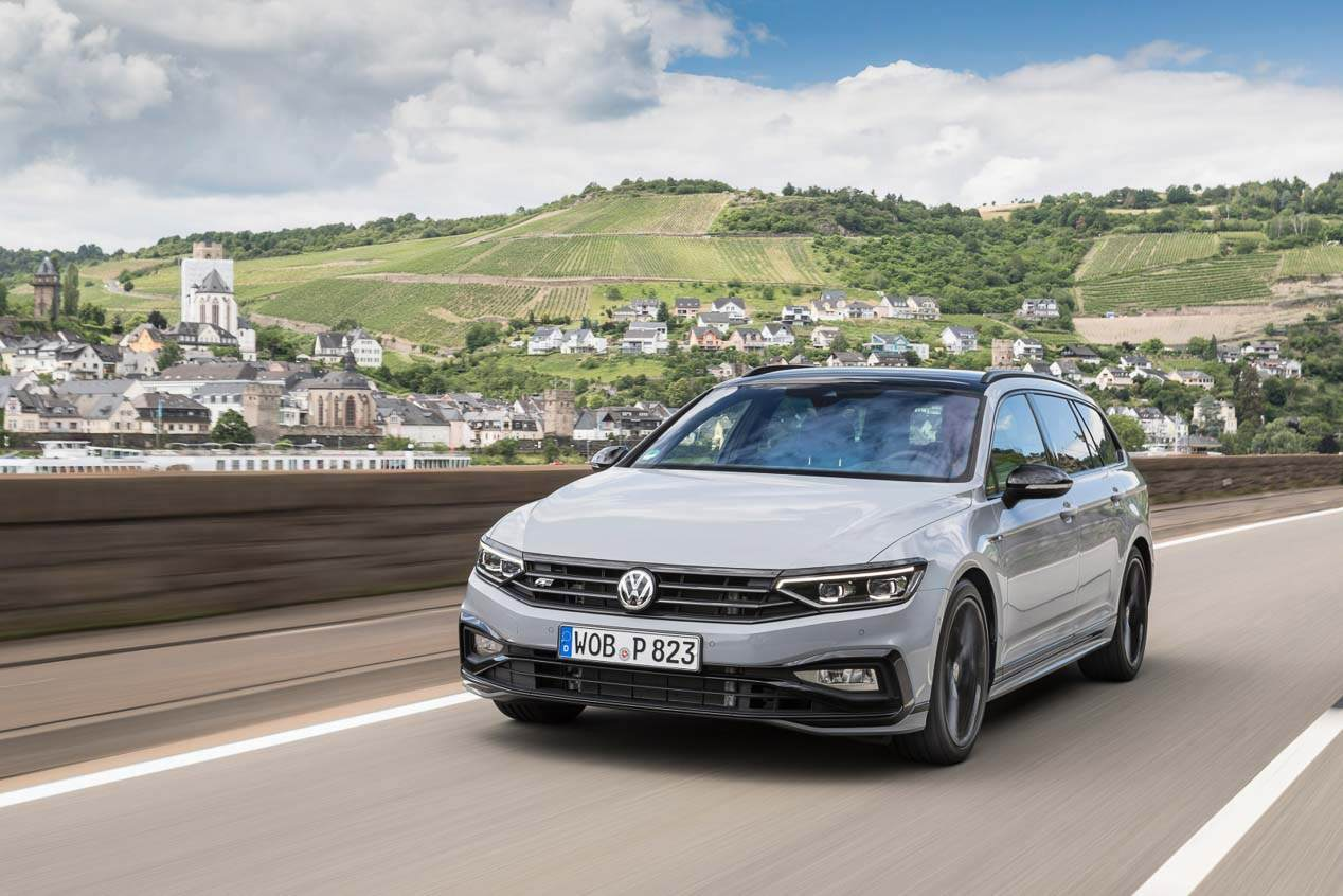Volkswagen Passat 2020: así es la nueva berlina que llega
