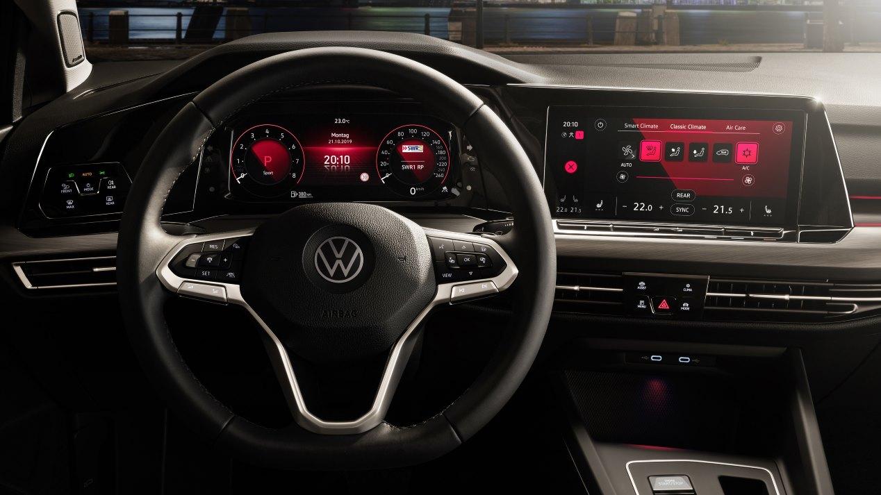 Volkswagen Golf 8: todos los secretos del nuevo compacto